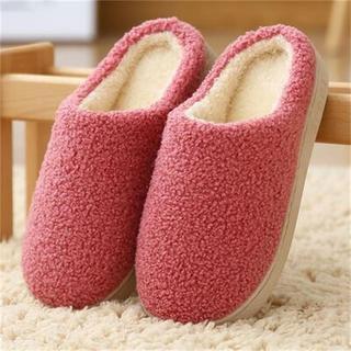 家用居家室内棉拖鞋
