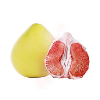 管溪紅心柚子紅肉蜜柚