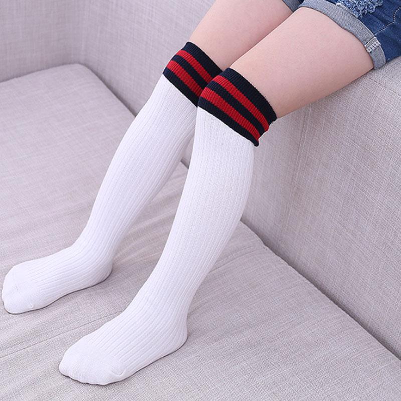 兒童中筒襪堆堆襪過膝長筒襪3雙