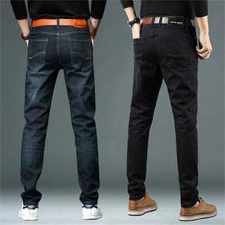 男士修身牛仔裤超值2条