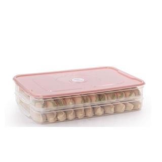 餃子盒凍餃子收納盒多層