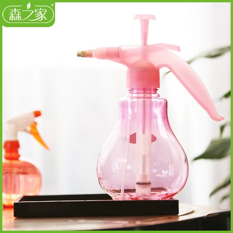 澆花噴壺自動氣壓式噴水壺具