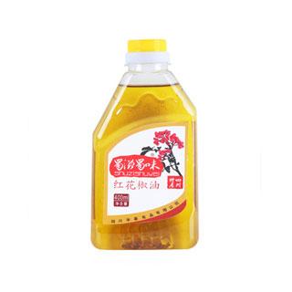 蜀滋蜀味花椒油400ml