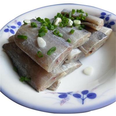 宁波东海风带鱼鲞500g
