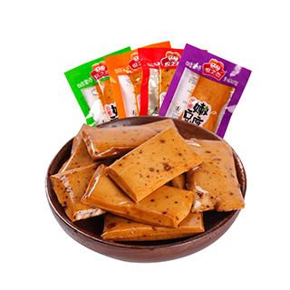重庆手磨嫩豆腐豆干30包