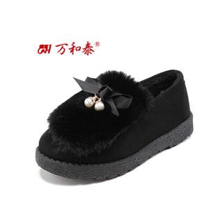 老北京布鞋棉鞋豆豆鞋