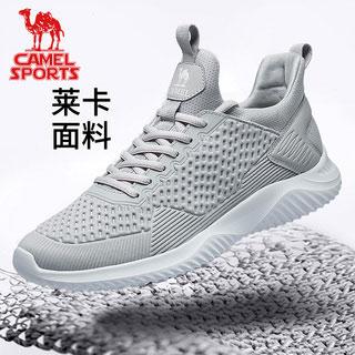 骆驼男鞋2019秋冬运动鞋