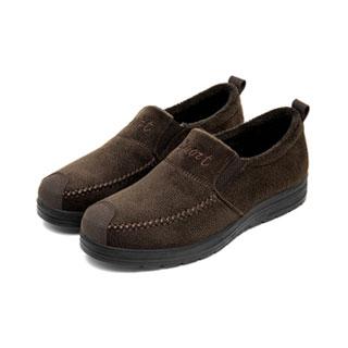 中老年棉鞋男老北京布鞋