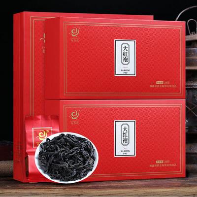 武夷山大紅袍茶葉128g