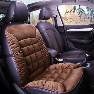 汽车冬季保暖坐垫座垫靠