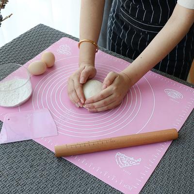 家用食品级硅胶揉面垫