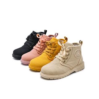 2019新品秋季儿童马丁靴