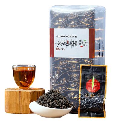安溪濃香型黑烏龍茶250g
