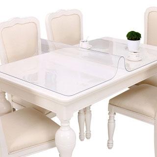 無味軟玻璃塑料PVC桌布