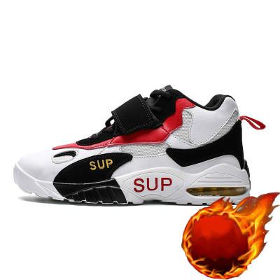 韓版加絨休閑鞋運動鞋