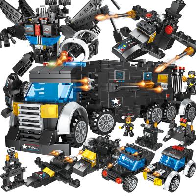 积木拼装益智智力动脑玩具