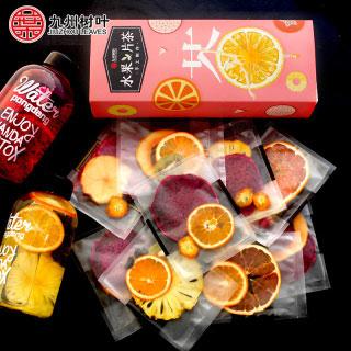 網紅純手工水果茶