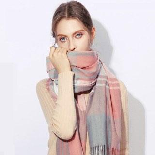 上海故事女士百搭圍巾