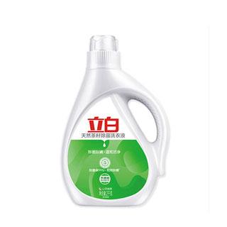 立白洗衣液4斤大瓶