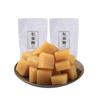 零食季百草秋梨膏糖500g