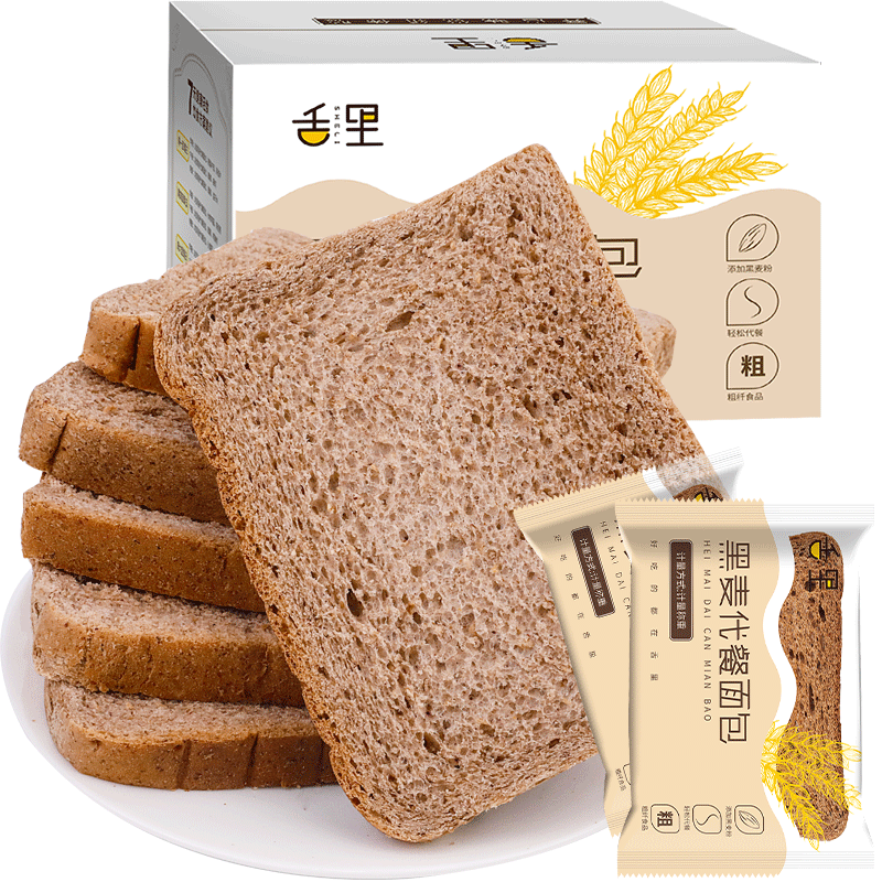 黑麥全麥面包整箱2斤