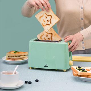 輕食吐司多士爐烤面包機