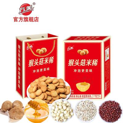 猴頭菇米稀餅干1020g