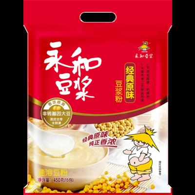 永和豆浆450g经典原味豆浆粉