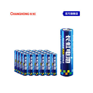 長虹7號堿性電池24粒