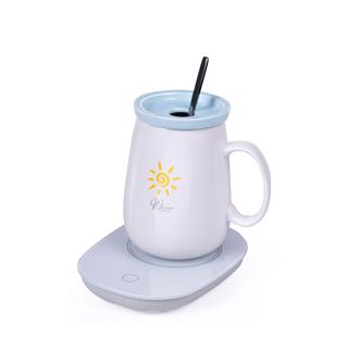 恒温养生暖暖杯垫