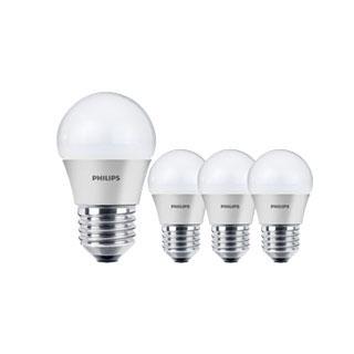飛利浦led節能燈泡4只