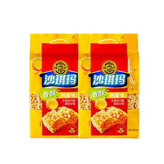 徐福記沙琪瑪220g/469g*2