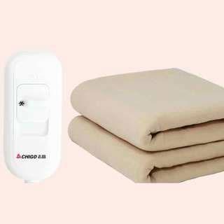 志高家用雙控可水洗電熱毯