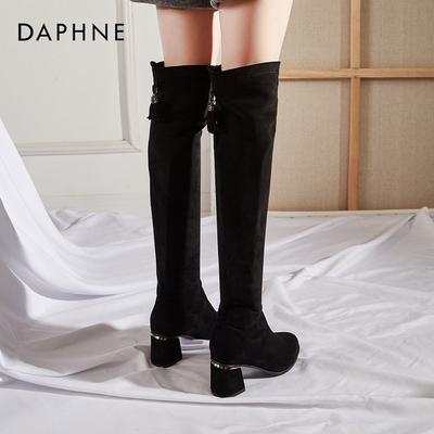 達芙妮過膝長筒靴