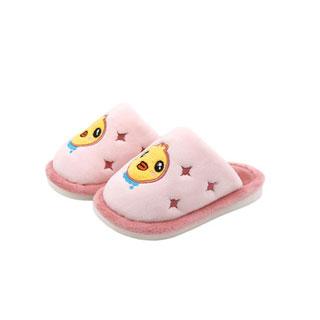 小黃鴨兒童拖鞋