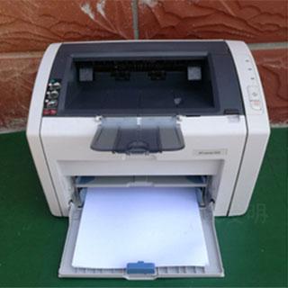 HP黑白小型激光打印機