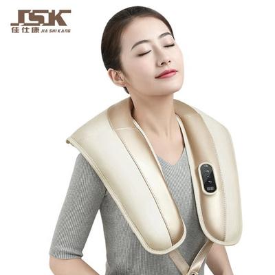 肩頸椎按摩器揉捏捶打披肩