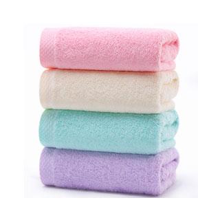 全棉吸水大毛巾4条装