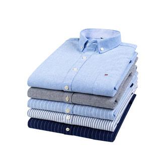 雅鹿格子衬衫