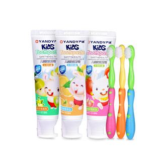 2-12岁换牙期儿童牙膏