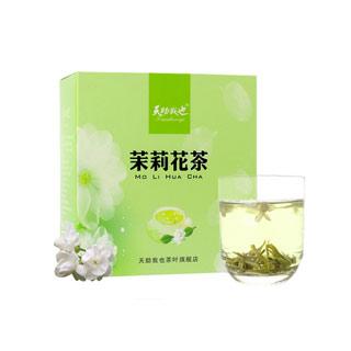 浓香茉莉花茶125g