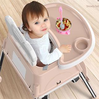 宝宝便携可折多功能餐椅