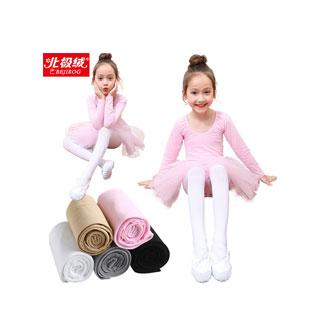 北极绒儿童舞蹈袜3条