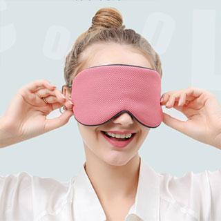 缓解疲劳透气遮光睡眠眼罩