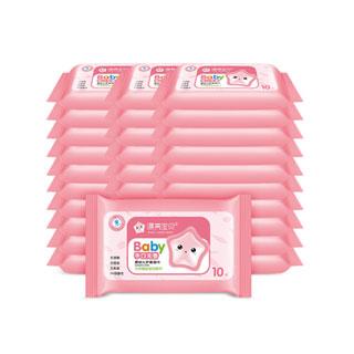 嬰兒專用濕紙巾10抽*30包