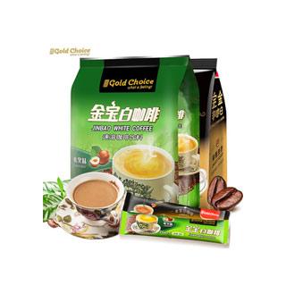 马来西亚原味白咖啡600g