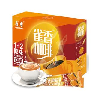 原味即溶咖啡30条盒装