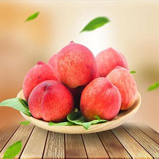 拍5件特级水蜜桃发5斤