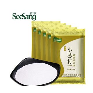鲜享食用小苏打粉500g*5袋