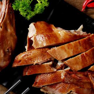 半只鵝肉類鹵味熟食600g